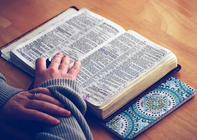 45 BIBLE VERSES ON TYPES OF CHRISTIAN RELATIONSHIP